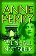 Image for We Shall Not Sleep: A Novel (World War I)
