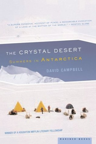 Image for The Crystal Desert: Summers in Antarctica