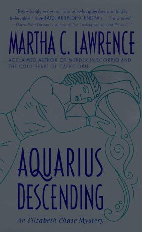 Image for Aquarius Descending (An Elizabeth Chase Mystery)