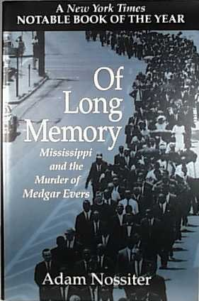 Image for Of Long Memory: Mississippi and the Murder of Medgar Evers