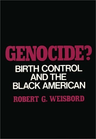 Image for Genocide?: Birth Control and the Black American