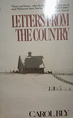 Image for Letters from the Country