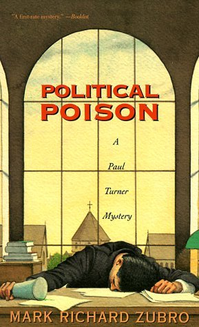 Image for Political Poison: A Paul Turner Mystery (Paul Turner Mysteries)