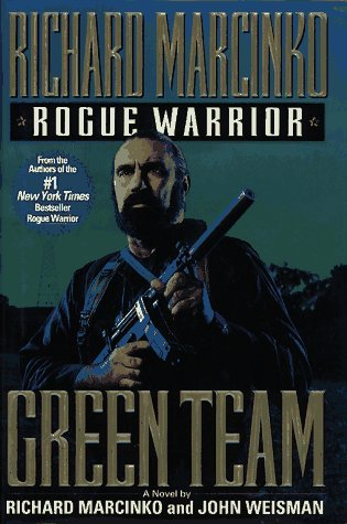 Image for Green Team (Rogue Warrior Series)