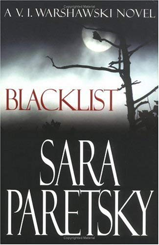Image for Blacklist: A V.I. Warshawski Novel
