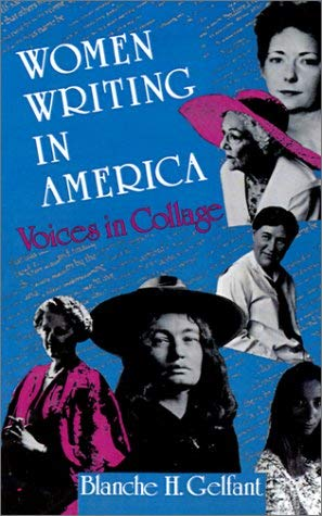 Image for WOMEN WRITING IN AMERICA: Voices in Collage
