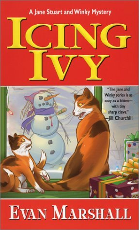 Image for Icing Ivy (Jane Stuart and Winky Mysteries)