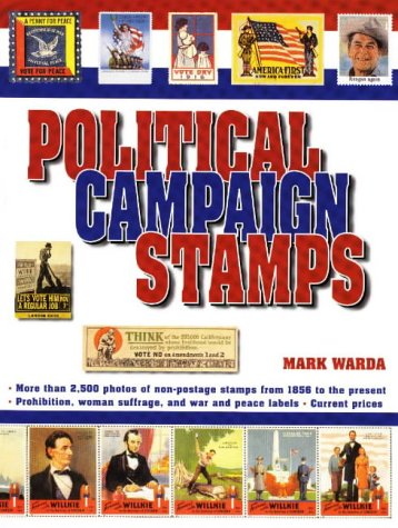 Image for Political Campaign Stamps