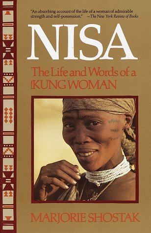 Image for Nisa: The Life and Words of a !Kung Woman