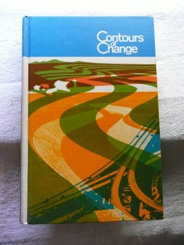 Image for Contours of Change - The Yearbook of Agriculture 1970