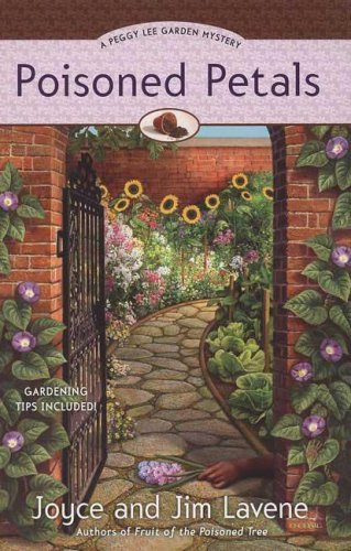 Image for Poisoned Petals (A Peggy Lee Garden Mystery)