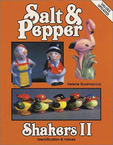 Image for Salt and Pepper Shakers II: Identification and Values (Salt & Pepper Shakers II)